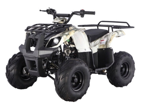 Tao Tao ATA125D Youth ATV - Tree Camo