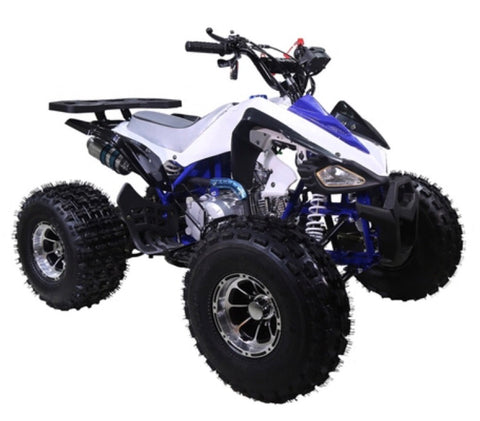 Tao Tao New Cheetah Youth ATV - Blue