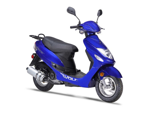 Wolf RX-50 Scooter - Blue