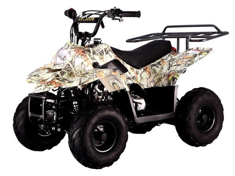 Tao Tao Boulder 110cc Youth ATV - Tree Camo