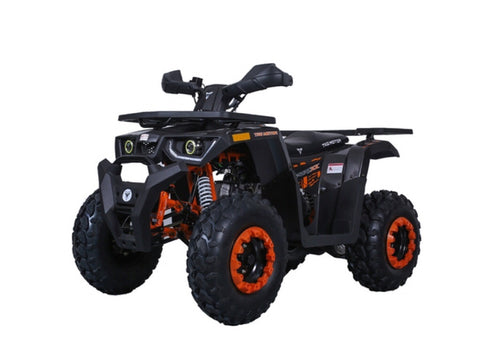 Tao Tao Raptor 200 ATV - Grey