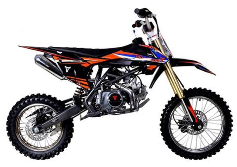 Tao Motors DB27 Dirtbike - Black