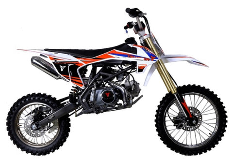 Tao Motors DB27 Dirtbike - White