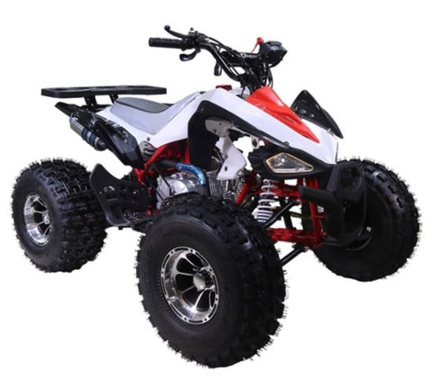 Tao Tao New Cheetah Youth ATV - Red