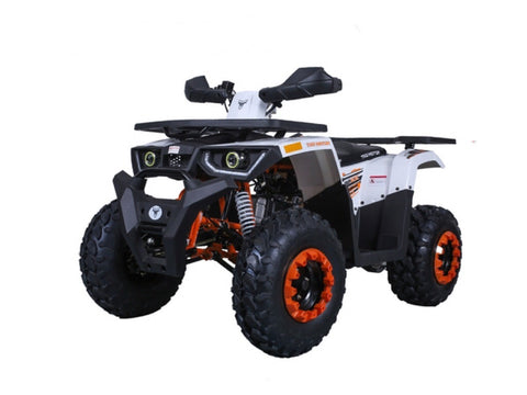 Tao Tao Raptor 200 ATV - Orange/White