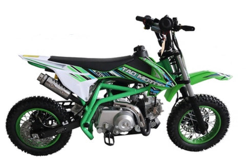 Tao Motors DB20 Pitbike - Green