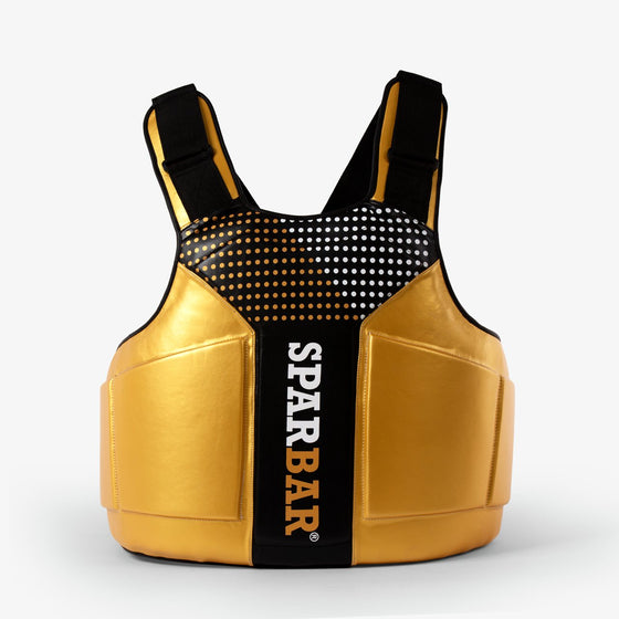 SPARBAR® SB1 BODY PROTECTOR - BLACK & GOLD