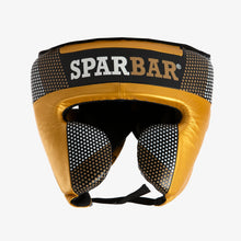 SPARBAR® SB1 FULL FACE HEADGUARD - BLACK & GOLD