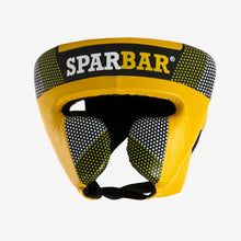 SPARBAR® SB1 FULL FACE HEADGUARD - YELLOW