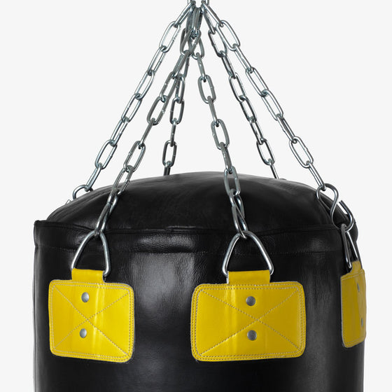 SPARBAR® SB1 HEAVY ANGLE PUNCH BAG - YELLOW
