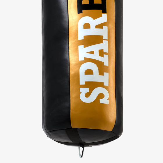 SPARBAR® SB1 HEAVY STRAIGHT PUNCH BAG - GOLD & BLACK