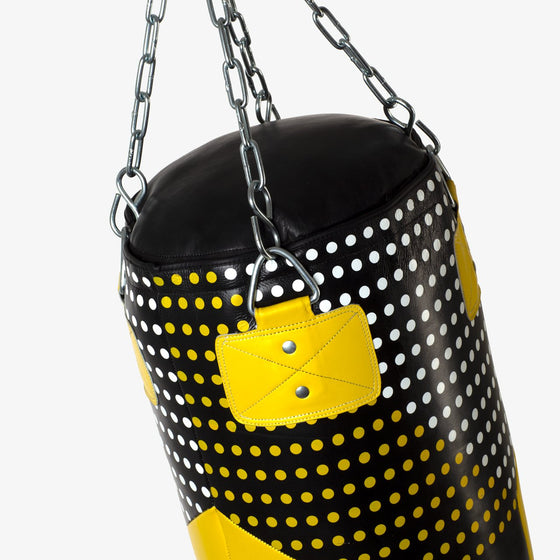 SPARBAR® SB1 HEAVY STRAIGHT PUNCH BAG - YELLOW