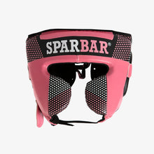 SPARBAR® SB1 KIDS FULL FACE HEADGUARD - PINK