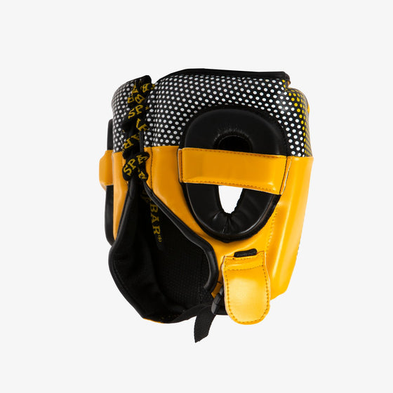 SPARBAR® SB1 KIDS FULL FACE HEADGUARD - YELLOW