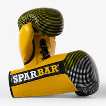 SPARBAR® SB1 LACED BOXING GLOVE - YELLOW