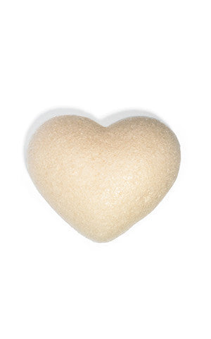The Cleansing Sponge Original Heart