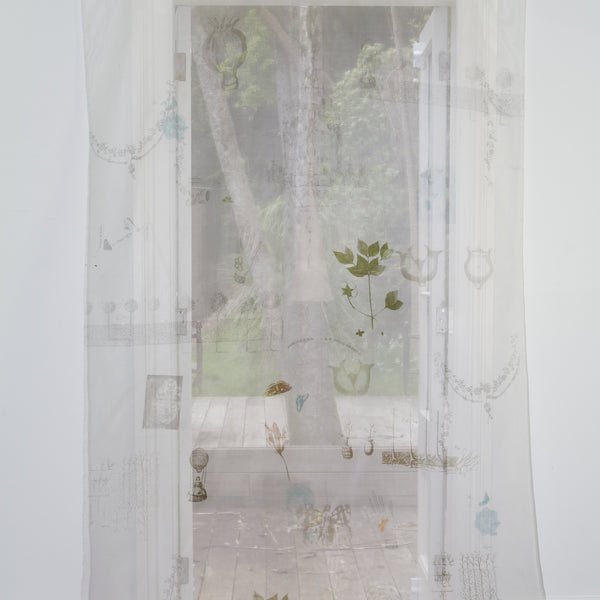 Whimsical Sheer Drop - Front Room Fabrics