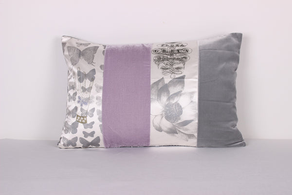 Papillon Cushion - Front Room Fabrics