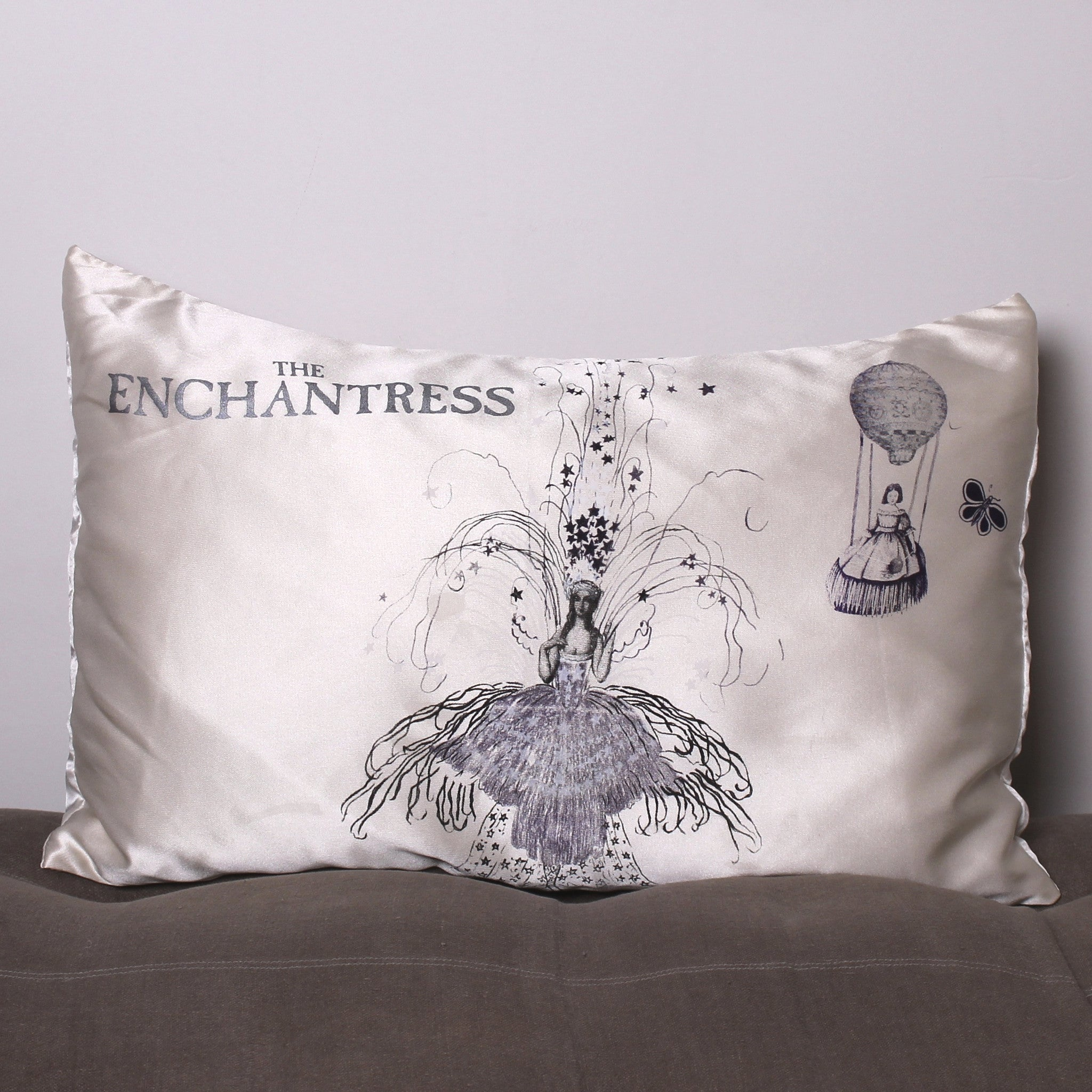 The Enchantress Silk Pillowslip
