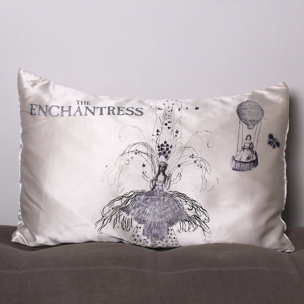 The Enchantress Silk Pillowslip - Front Room Fabrics