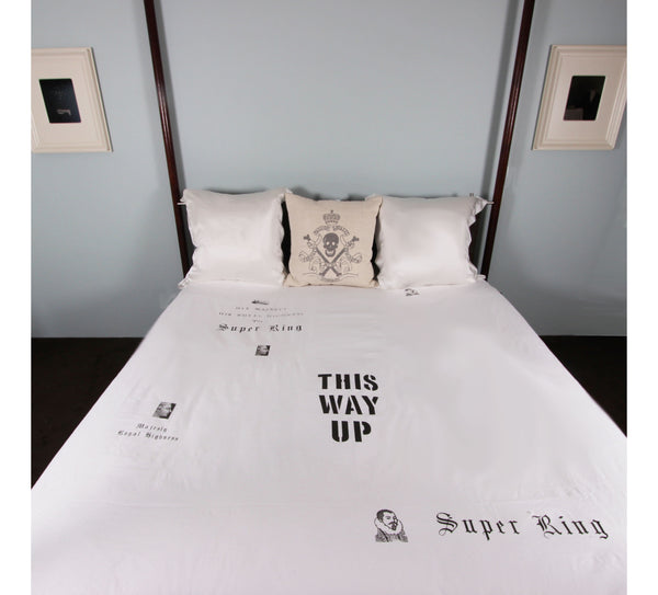 Super King Sheet Set