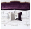 Sleep a Chance to Dream Cotton Pillowslips - Pair - Front Room Fabrics