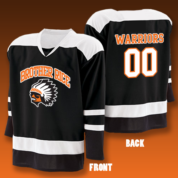 Warrior Hockey Jersey