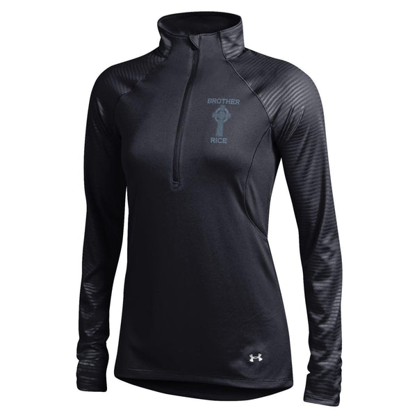 Women's Tech 1/4 Zip Embossed Pullover