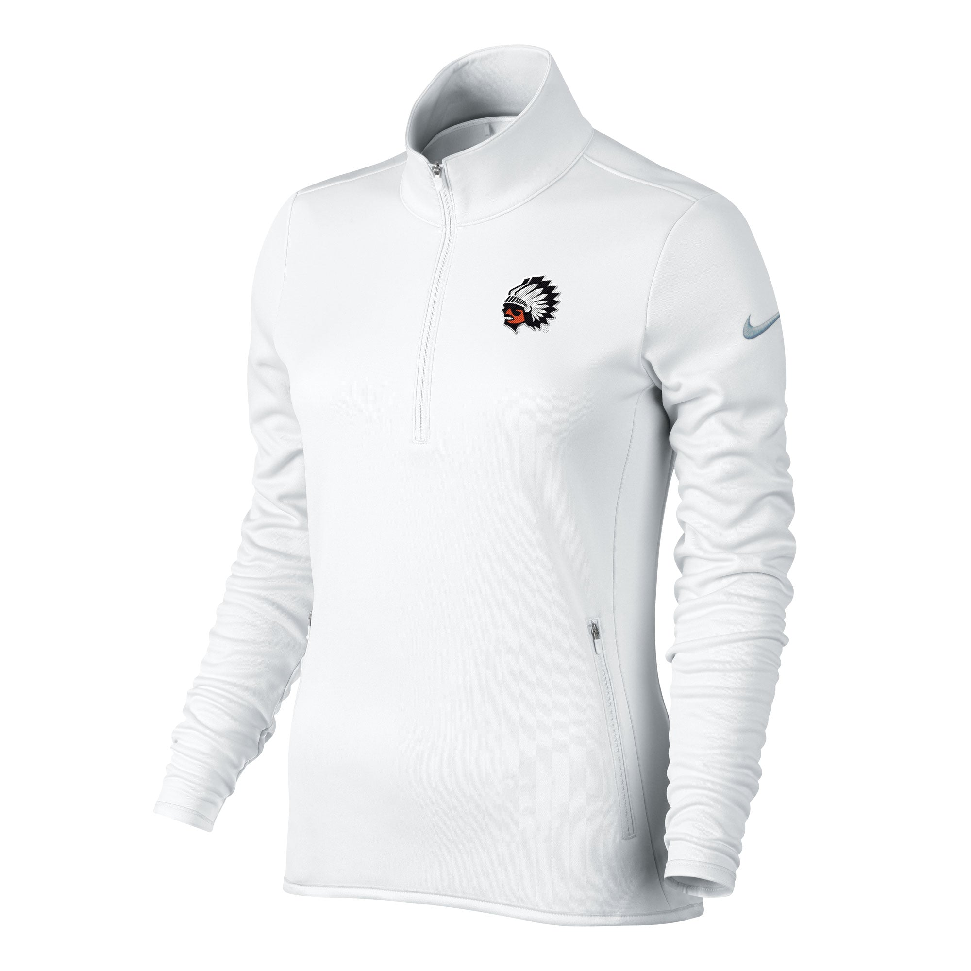 Ladies Nike Golf Repel 1/2 Zip