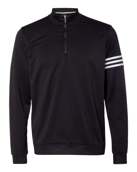 adidas 3-Stripes-on-the-Arm 1/4 Zip