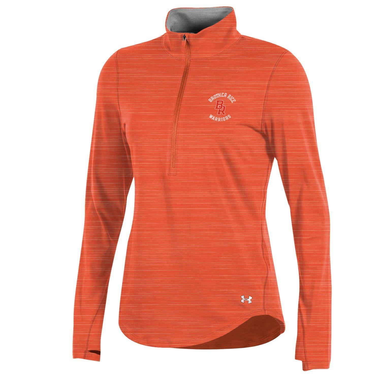 Ladies Charged Cotton 1/4 zip