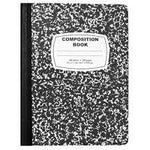 College-Ruled Composition Book