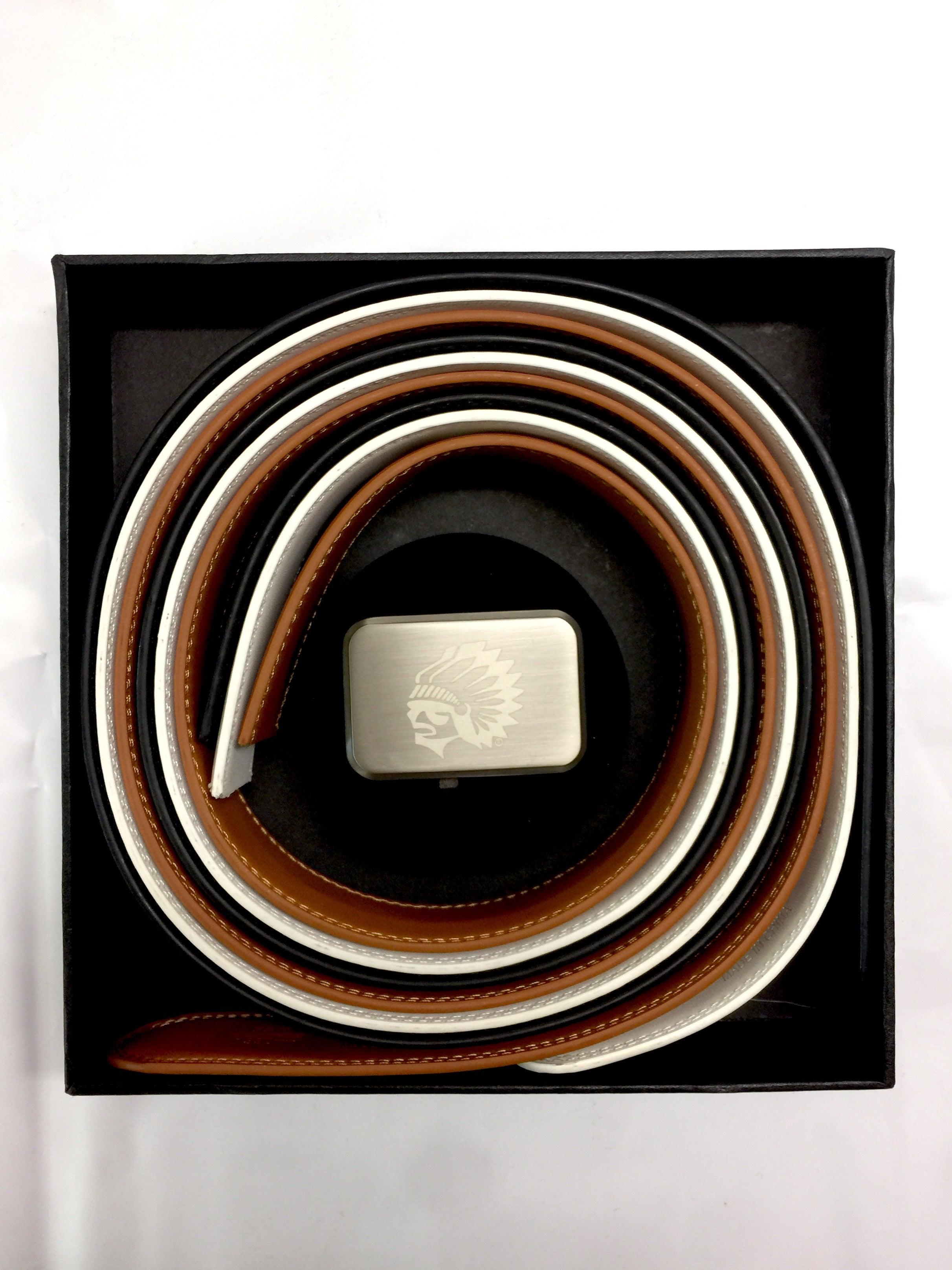 Belt & Buckle Gift Set
