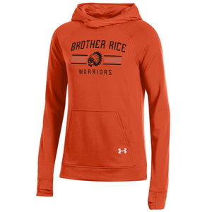 UA Ladies Tech Terry Loose Fit Hoodie