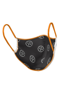 Sublimated Dri-Weave Mask (non-returnable)