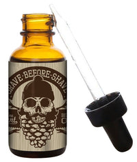 Grave Before Shave 1 oz. Beard Oils