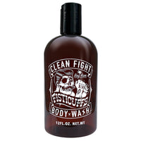 Fisticuffs Bay Rum Body Wash 12 oz. Bottle