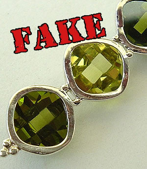 Fake Moldavite Example 10