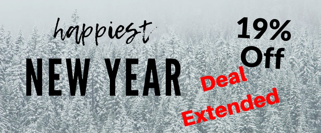 New Year Deal Extended