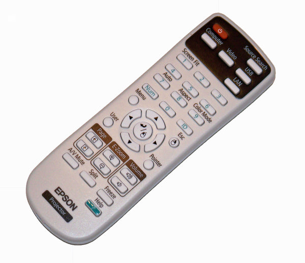 New Epson Projector Remote Control: 1566090