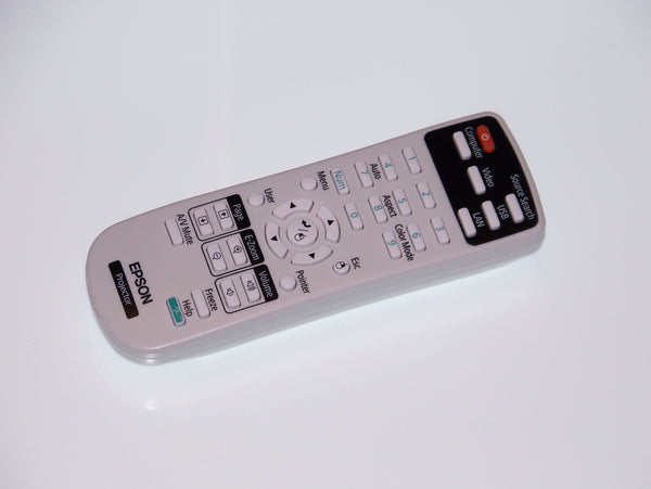 ORIGINAL GENUINE Epson Fernbedienung Remote Controller 154720001 or 1547200