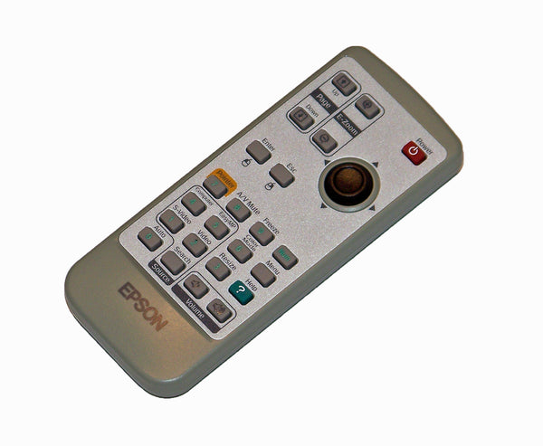 Epson Projector Remote Control- EMP-765, Multimedia Projector EMP-1715 TV, EX100