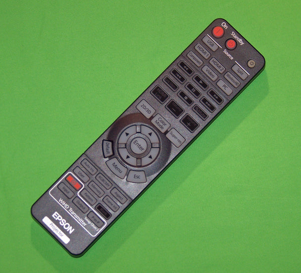 Epson Projector Remote Control: PowerLite Home Cinema 3020e, 5020UBe, & 5020 UBe
