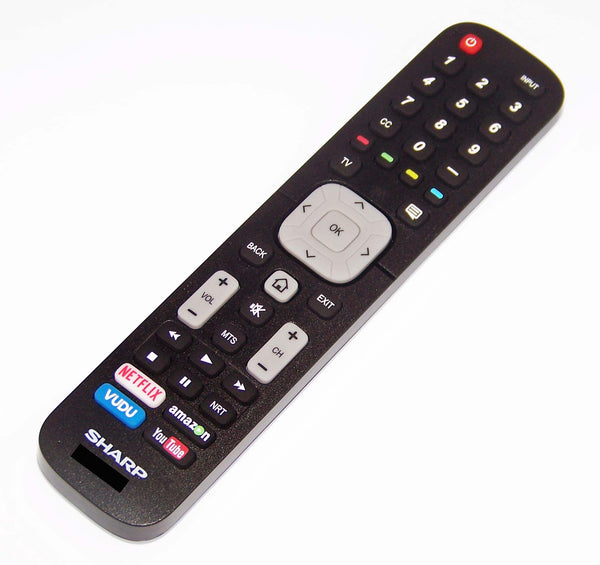 NEW OEM Sharp Remote Control Shipped With LC55P6000U, LC-55P6000U