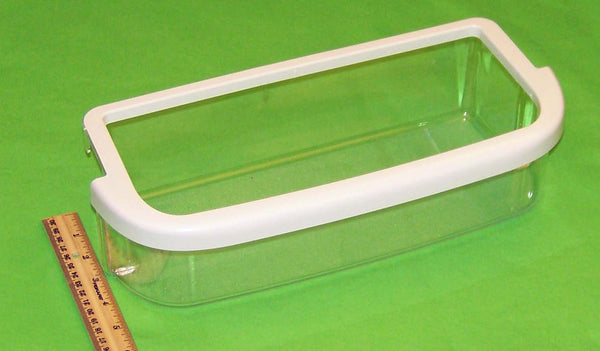 NEW OEM Whirlpool Refrigerator Door Bin Basket Shelf Originally Shipped With GX5FHTXVY010, GX5FHTXVY02, GX5FHTXVY03