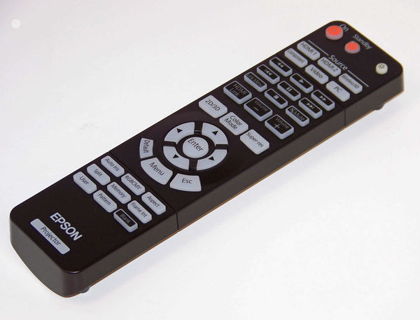 Epson Projector Remote Control: EH-TW8000, EH-TW8000w, EH-TW9000, EH-TW9000w