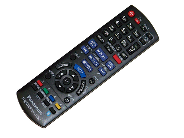 OEM Panasonic Remote Control Originally Shipped With: SABBT190, SABTT195, SABTT196, SABTT490