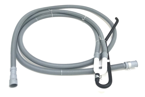 OEM LG Dishwasher Drain Hose Originally Shipped With LDF8574ST, LDF8764ST