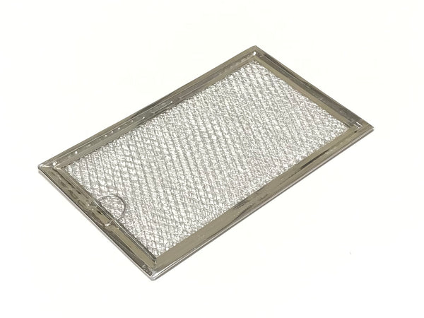 OEM GE Microwave Grease Filter Originally Shipped With SCA1000HCC03, SCA1001HSS03, SCA1000HWW03, SCA1000HSS01