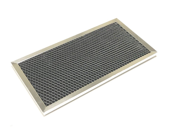 OEM GE Microwave Charcoal Filter Originally Shipped With JVM1730DMBB01, JVM1650WB005, JVM1650WH02